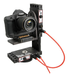 portable motion control head