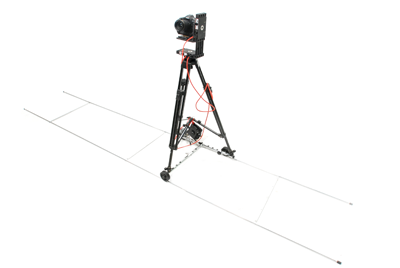 lightweigh track, dolly and motion control